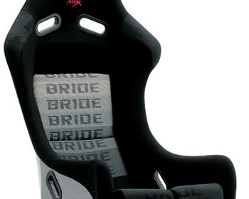 Bride - Zieg III - Carbon - Gradation
