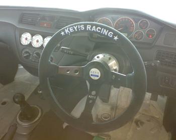 Key's Racing - Steering Wheel - Deep Type