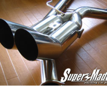 Super Made - VIP Type Dual Tip Exhaust