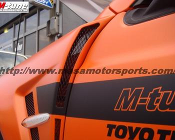 Masa Motorsport - M-34R/M-34R GT - GT Fenders