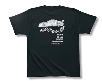 TRD - 2010 Collection - TRD Test Car T-Shirt Haku - Back