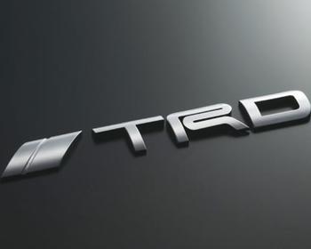 TRD - 2010 Collection - Emblem Logo