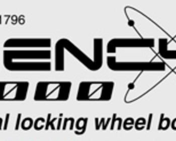 Kyo-Ei - Dency 2000 Dual Locking Wheel Bolts