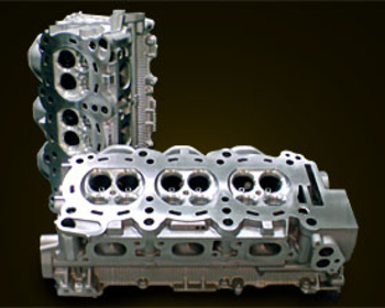 JUN - R35 Short Head with Camshafts