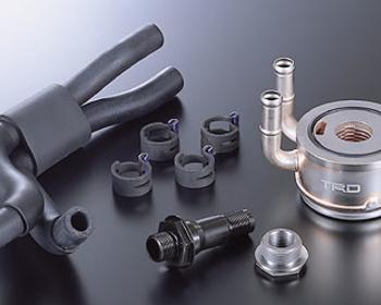 TRD - Engine Oil Cooler Set - Celica