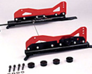 Mugen - Seat Rails - S2000
