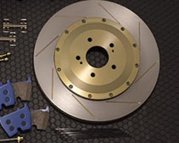 Grex - Brake System - Rotors