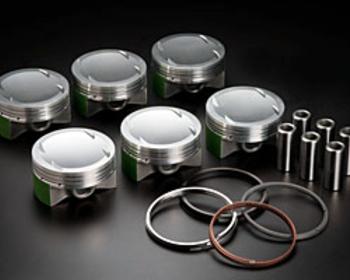 JUN - Super Piston Kit - C Series - VR38DETT