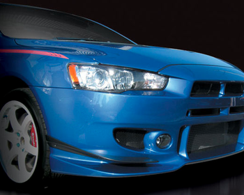 Hasepro - Aero - Evo X - Front Bumper