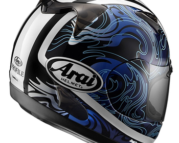 Arai - Profile - Riptide - Blue Back
