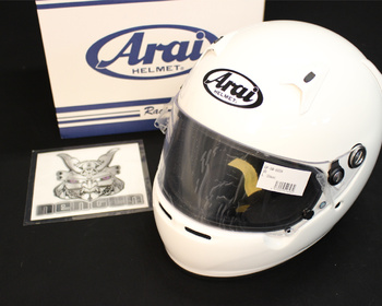 Arai - GP-5W Auto Racing Helmet