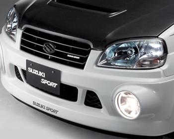 Suzuki Sport - Light Pod