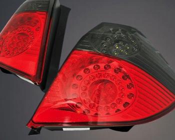 J's Racing - Stellar V - LED Tail Lights - Smoked