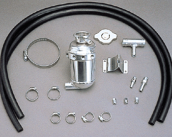 Billion - Swirl Pot & Header Tank - Universal Head Tank + Hose Kit