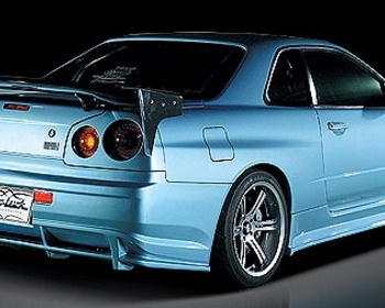 Do Luck - Nissan R34 GTR - 3 Piece Kit