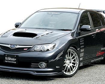 Varis - Extremor Body Kit - Subaru WRX GRB