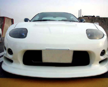 Project F - Light Aero Bumper - FTO
