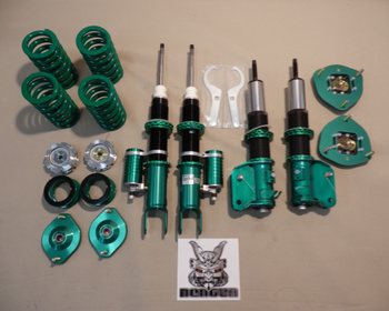 DSR84-81LS1 - Mitsubishi  EVO 8 CT9A Front Front 14K Springs (includes 2pcs) - RS140E1175 + Rear 12K