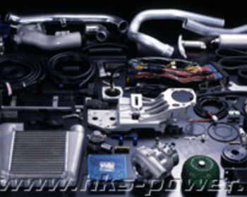 HKS - GT Supercharger - Repair Parts
