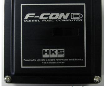 HKS - F-CON - D - Diesel Fuel Computer