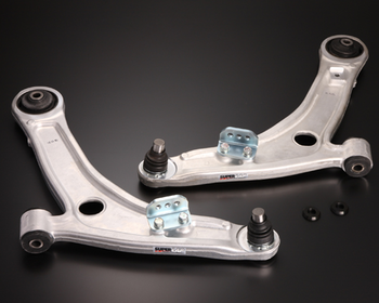Moonface - Front Roll Center Adjuster Arm - Evo X