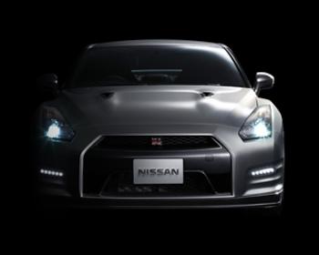 Nissan - OEM Parts - R35 GTR