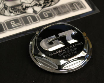 Panasport Racing - Center Caps - G7-C5C