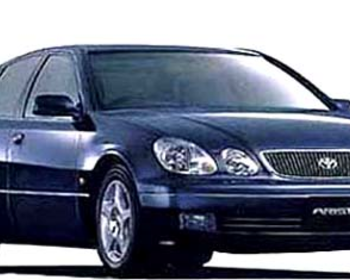 Toyota - OEM Parts - Aristo
