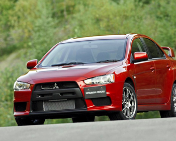 Mitsubishi - OEM Parts - Evo X