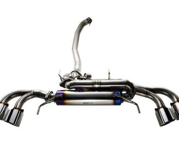 Top Secret - R35 GT-R TV-PRO Titan Muffler V2
