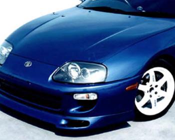 Amuse - Front Lip - Toyota Supra