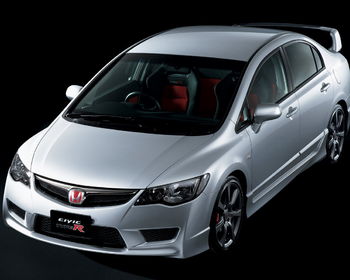 Honda - OEM Parts - Civic Type R - FD2