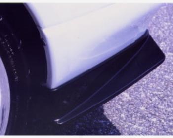 Hasemi Motor Sport - Rear Side Skirts