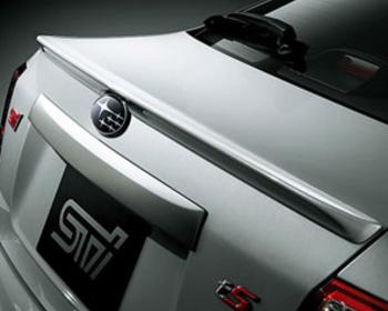 STI - WRX STI 4-Door Trunk Spoiler