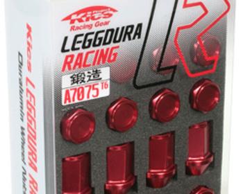 Kics - Leggdura Racing Duralumin Wheel Nuts