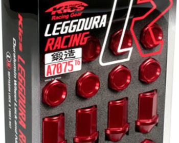 Kics - Leggdura Racing Duralumin Locking Wheel Nuts