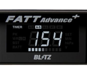 15043 Blitz - FATT Advance + Full Auto Turbo Timer