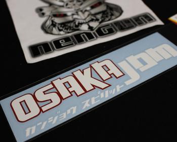 Osaka JDM - Stickers