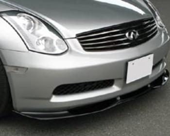Type GT - V35 Front Lip