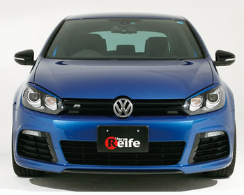 Garage Vary - VW Golf R Body Kit