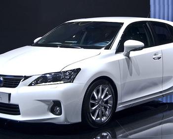 Lexus - OEM Parts - CT200h