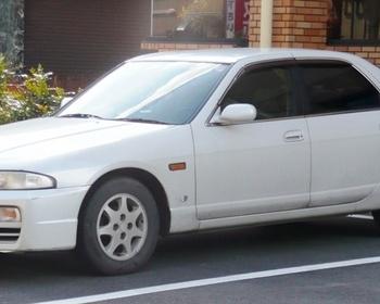 Nissan - OEM Parts - R33 GTS