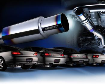 Tomei - Expreme Ti - Titanium Muffler System