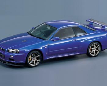 Nissan - Skyline - R34