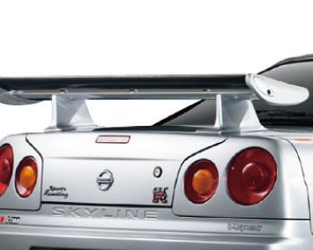 Nissan - OEM Parts - R34 GTR