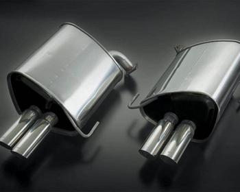 STI - Quad Tip Exhaust
