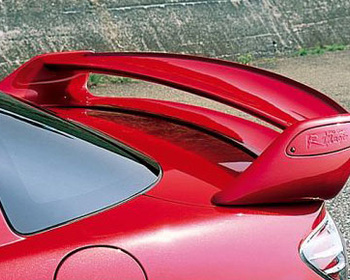 R Magic - Adjustable Rear Wing - FRP