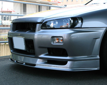 URAS - Type R - Nissan ER34 Skyline