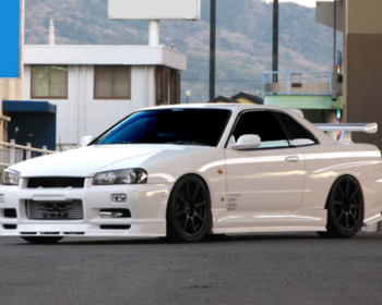 URAS - Type R - R34 Skyline 2 Door