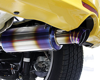 J's Racing - Titanium FX-PRO 50R